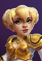 Portrait de Chromie